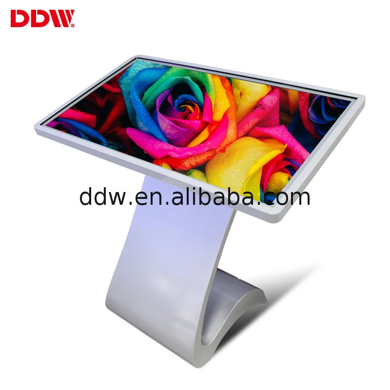 Hot sale factory direct price ipad kiosk advertising player floor stand ip DDW-AD3201TK