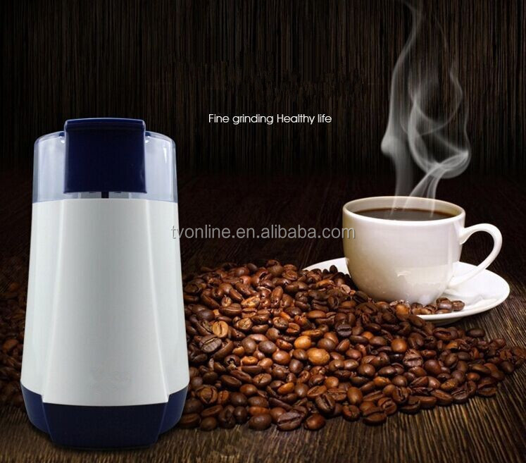 OEM factory mini 100w electric coffee grinders wholesale/spice grinders for sale