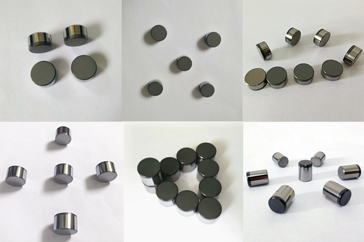 1308 1313 Pdc Cutters Insert For Oil Drilling Bits