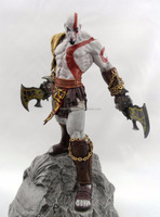 custom made high quality limited edition 1/4 god of war 3 figure resin model kit statues