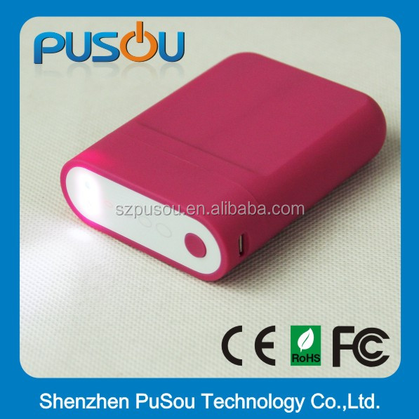 Low price portable power bank charger 1200mah,sedex and disney audit power bank