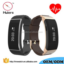 pulse heart rate touch sensor bluetooth body fit heart rate monitor watch unisex Sedentary sport watch and bracelet set