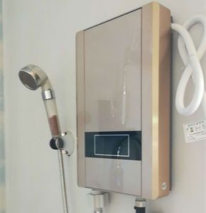Tankless junkers electric hot water heater