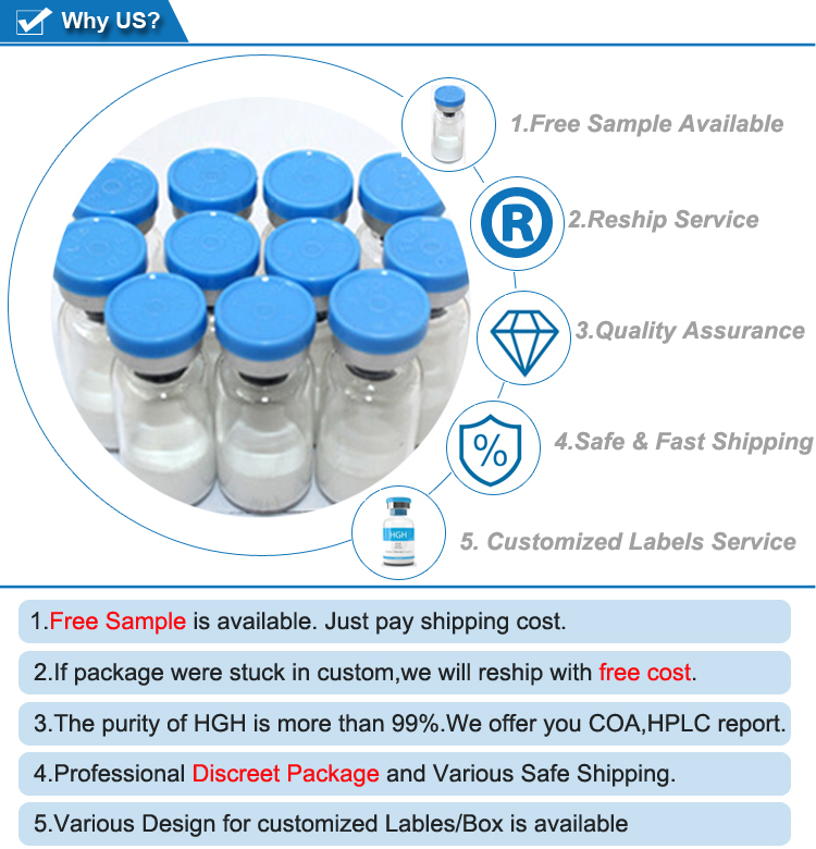 Moq 10 Box Bpc157 And Tb500 Blend Custom Peptide - Buy Blend Peptide,Custom  Peptide,Tb500 Powder Product on Alibaba com