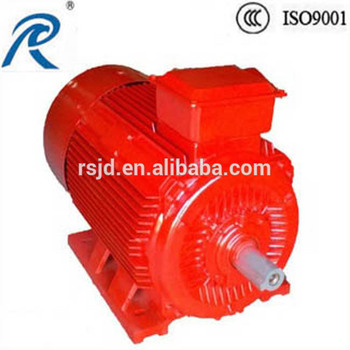 Y2 series IE2 small three phase ac motor 2hp