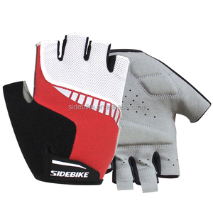 Guangzhou Motor Riding Wholesale Short Finger Cycling Gloves