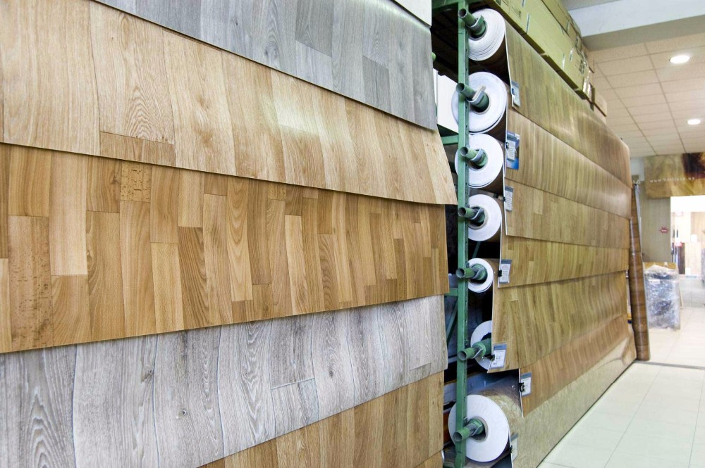 Loose Lay Pvc Vinyl Flooring