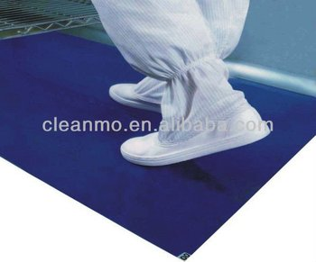 Customized Service Cleanroom Sticky Mat Washable Sticky