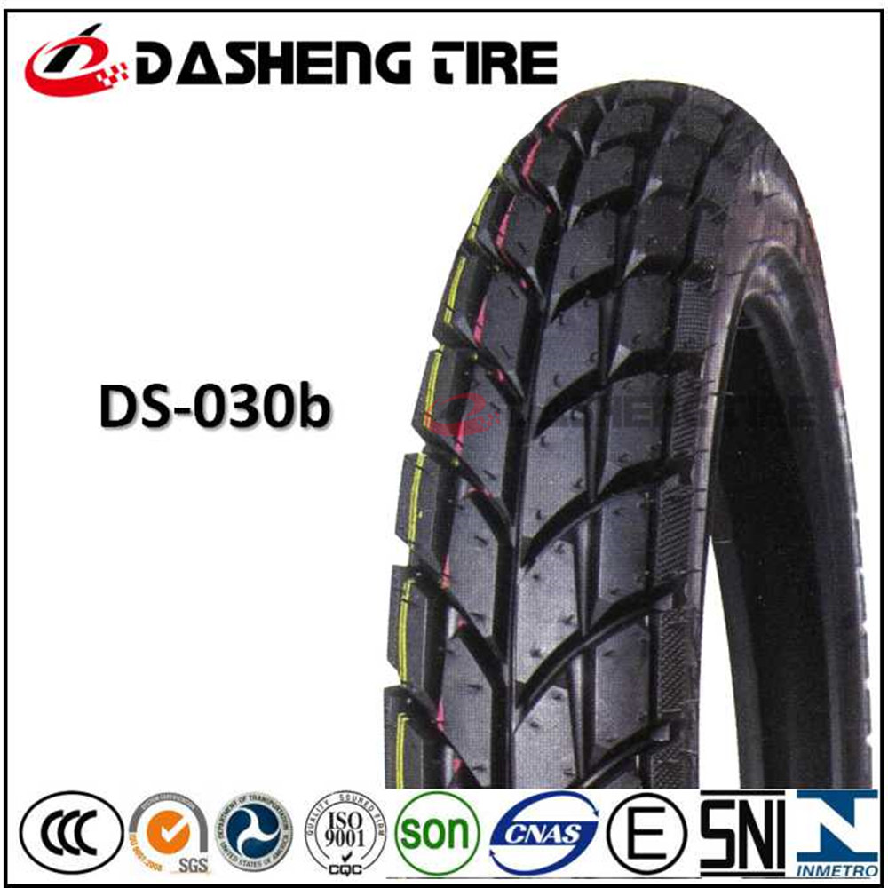 China Products Tubeless Motorcycle Tyre, Inner Tube for Tyre