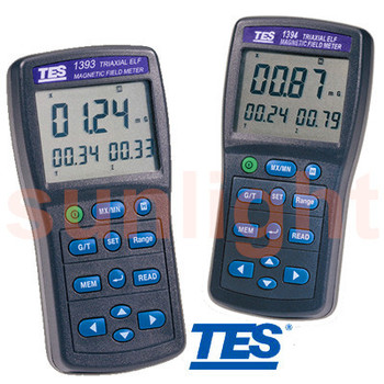 Emf Detector,Electromagnetic Field Radiation Tester With Usb Datalogger  Tes-1394s - Buy Emf Meter,Electromagnetic Field Radiation