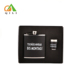 suppliers wholesale metal custom logo leather hip flask set