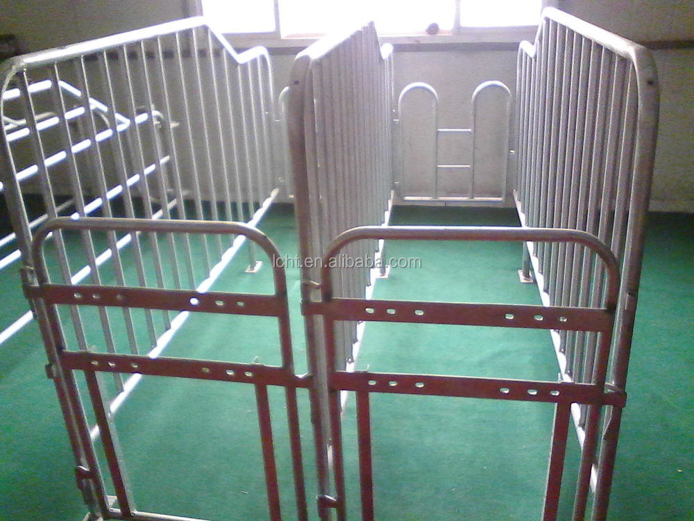 Farrow Crate Farrowing Crate With Pig Flooring Pig Farm