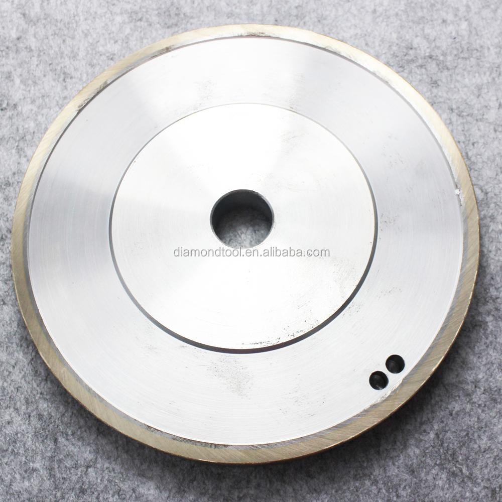 Glass Edging Polishing Machine Wheel/diamond Abrasive Wheel ...