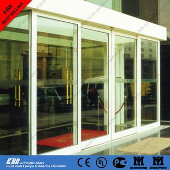 Automatische Glazen Schuifdeur Prijs.Commerciele Schuifdeur Van Beste China Leveranciers Met Lage Prijs Met Borstelloze Dc Motor Sensor Veiligheid Glas Buy Commerciele