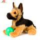 Vivid Soft Stuffed Animal Dog Plush German Shepherd