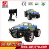 2.4g control big wheel car 1:10 off-road vehicles Model Truck 757-9024 rc truggy