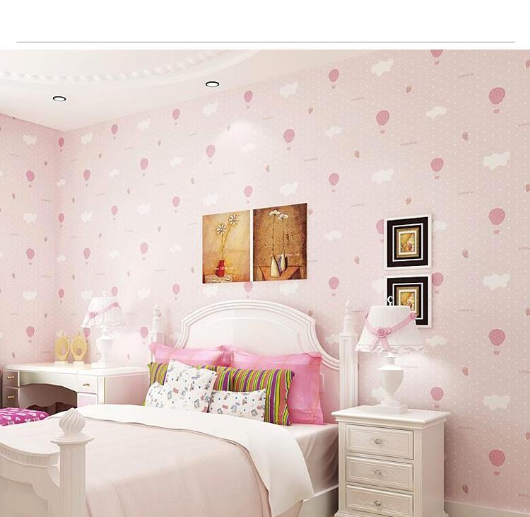 Hello Kitty Wallpaper Living Room Decoration Waterproof Pvc Vinyl