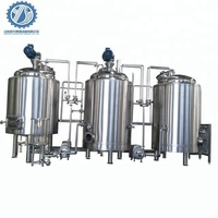 Small model 300l brewery equipment,beer turnkey plant for pub brew kettle system