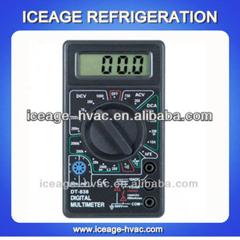 Dt-838 Digital Multimeter