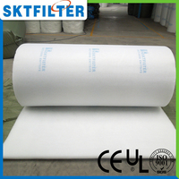 ceiling filters units auto painting spray booth