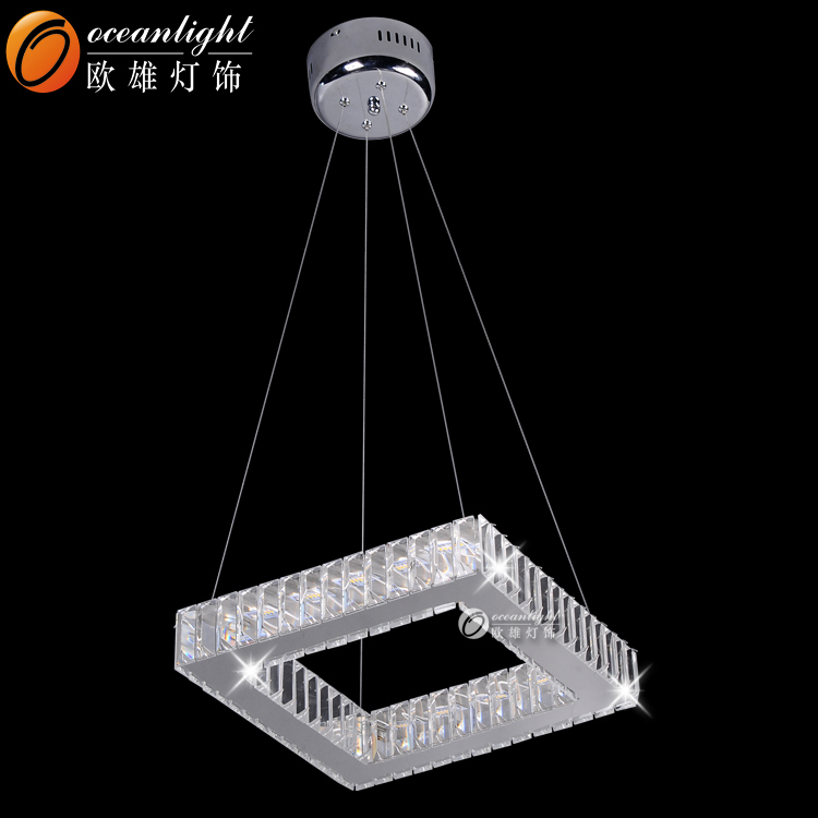 Two Ovals Layer Crystal Chandelier Led Crystal Chandelier ...