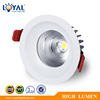 high lumen IP65 IP44 adjustable brigelux cob 2200lm 4000lm 5000lm 3w 5w 10w 15w 18w 20w 22w 25w 30w 36w 40w 50w led downlight