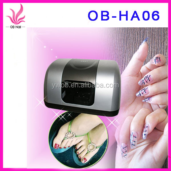 Print Any Shape Nail Printer Machine,Professional Nail Art Printer ...