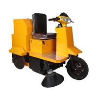RS1250 CE certified Vacuum Street Sweeper, Road Cleaning Machine, Road Cleaner