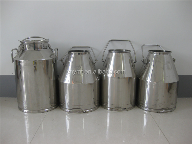 Good Quality Stainless Steel Bucket With Lid For Milk