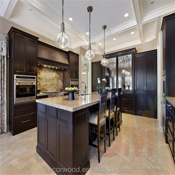 Frameless Kitchen Cabinets Modern: Contemporary Black Rta Frameless Special Kitchen Cabinet