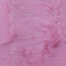 wholesale price high quality one pelt colourful fur sheep fur skin plate