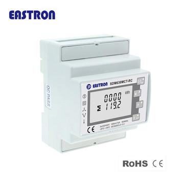 SDM630MCT-RC Three Phase Three Wire Rogowski Coil Energy Meter with CT,  View Three Phase Three Wire, Eastron Product Details from Zhejiang Eastron