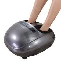 JUFIT Heating Vibrating Leg Foot Massage Equipment