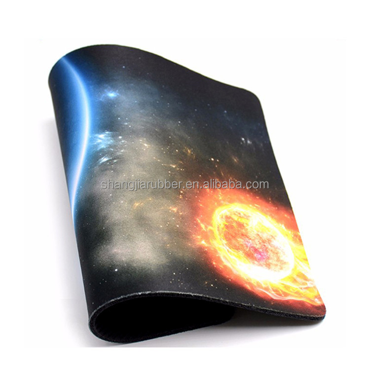Hot Selling Waterproof mouse pad / Game mouse pad / stitched game mouse mat