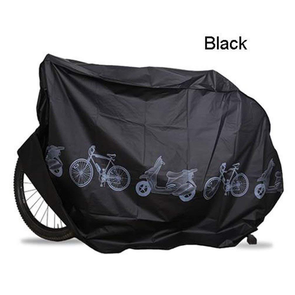 BB Bike Motorcycle Outdoor Waterproof Rain Cover Bicycle Dust Cover Protector Gray/White/Black, Bikes Cover, Outdoor Waterproof Bicycle Cover - Mountain Bike, Road Bike