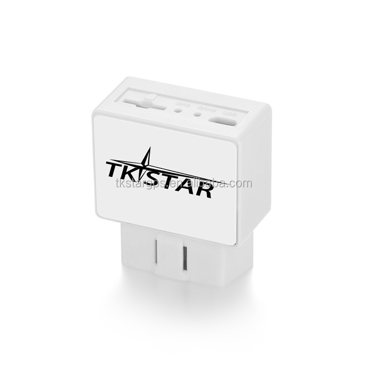 HOT!HOT! 2017 TKSTAR obd 2 car gps tracking chip with anti-alarm system