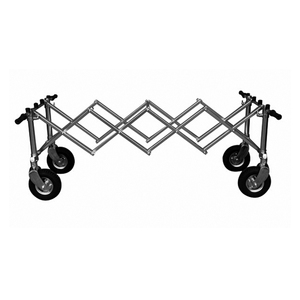 funeral coffin casket trolley