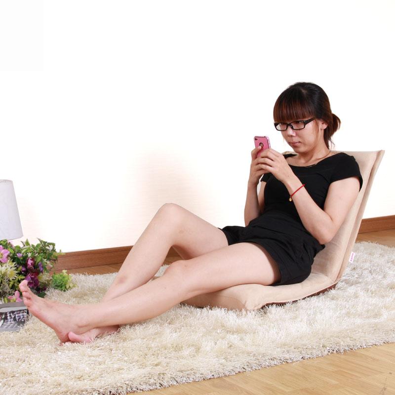 Flexible Folding Adjust Floor Chair Yoga Chair No Leg