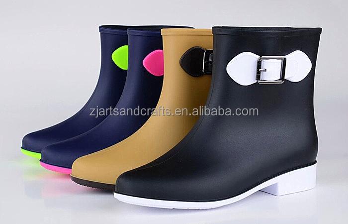 Pvc De Pluie Pvc Bottes De Transparentes Cheville De Mode Pluie Courtes Femmes Pluie Chaussures Bottes Pluie En 2015 Bottes De De Buy Chaussure 0wPkOn