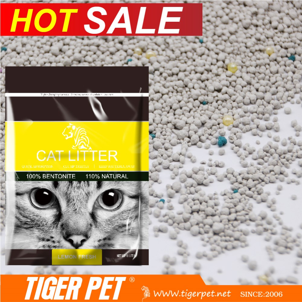 Bentonite cat litter granules making machine price