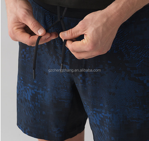 Best sellling famous brand sport printing short men's short wholesale