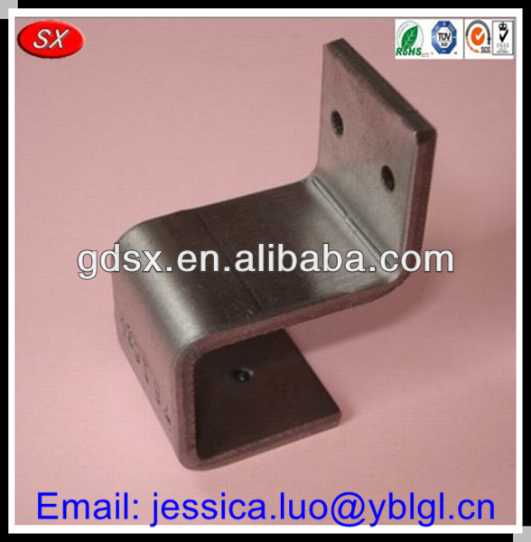 China Dongguan Factory Metal C Bracket Parts,A/c Wall Support ...