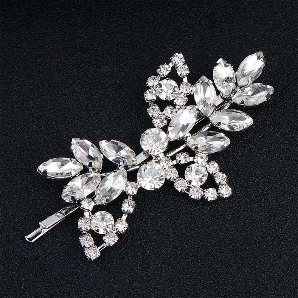 Weddwith Hair Accessories Hair styling accessories Europe and America hair leaf hair accessories jewelry headdress luxury hair accessories products