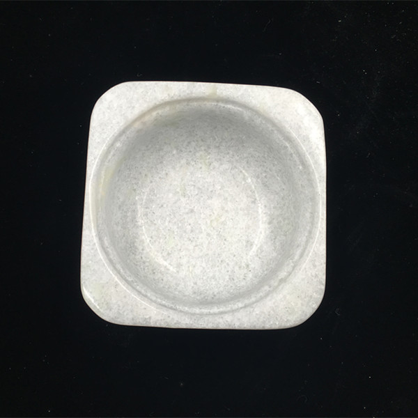 Cheap price Nature stone granite and marble ashtray