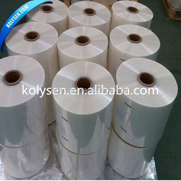 China manufacturer biodegradable polyolefin pof shrink <strong>film</strong>