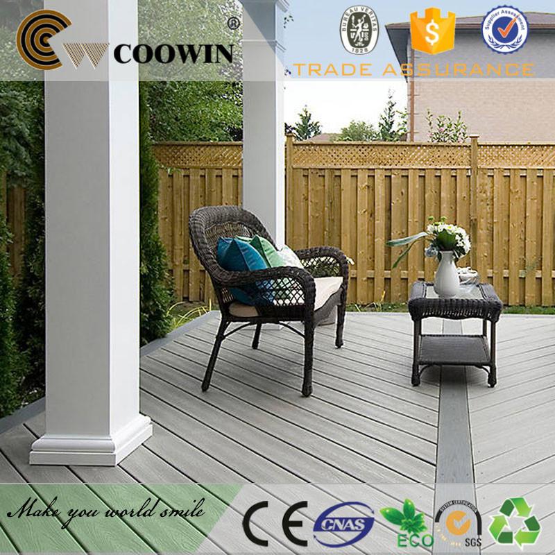 d laminado plstico vinilo barato azulejos balcn de plstico de madera de bamb exterior plataforma suelos