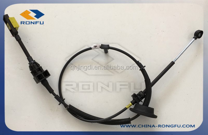 6F1Z7E395A GEAR CABLE/Transmission Shift Cable 6W1Z-7E395-B; 6F1Z7E395A USED FOR EURO CARS/F150