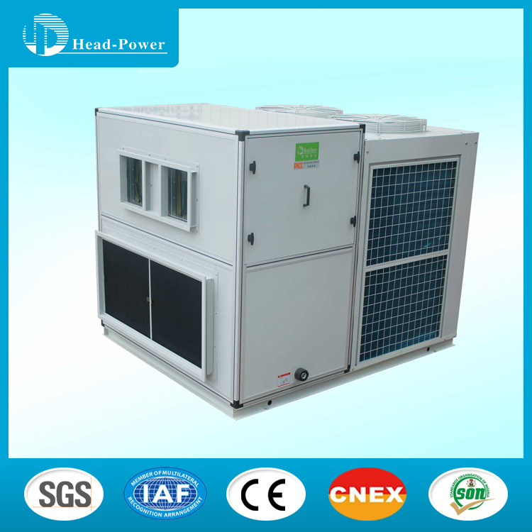 Tropical Area Rooftop Package Unit AC 50-60Hz
