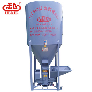 poultry food drum tumbler mixers and vertical fodder cutter mixer price