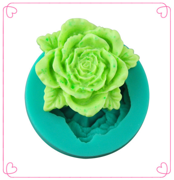 DIY Soap Hand Mold Buttlefly Shape Of Cake Tools Silicone Decoration Mold  3D Angel Shape Silicone Design For Cake